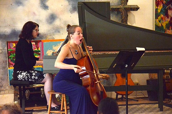 Burning River Baroque Fundraiser @ Lakewood Congregational Church
