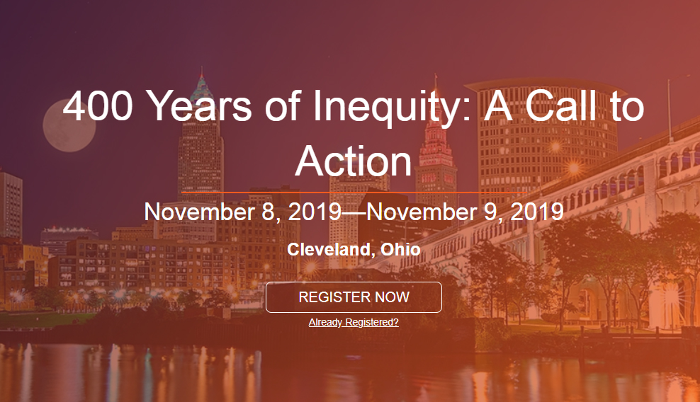 400 Years of Inequity: A Call to Action @ Public Auditorium